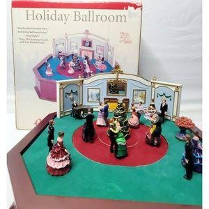 Mr. Christmas Holiday Ballroom Revolving 50 Songs